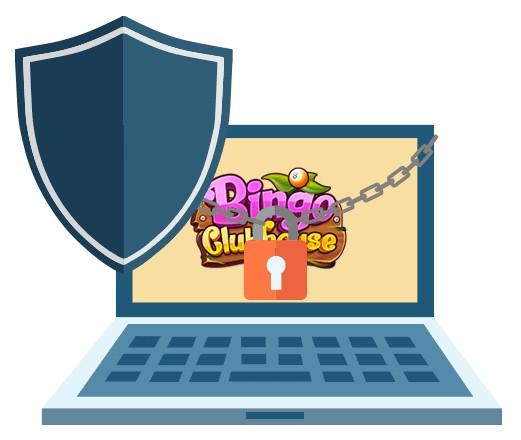 Bingo Clubhouse Casino - Secure casino