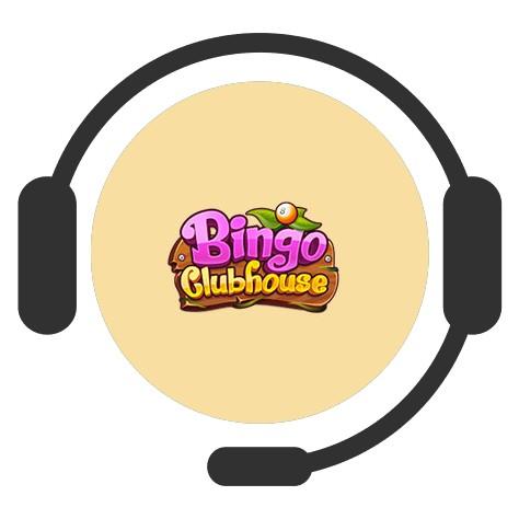 Bingo Clubhouse Casino - Support
