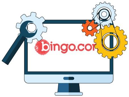 Bingo com - Software