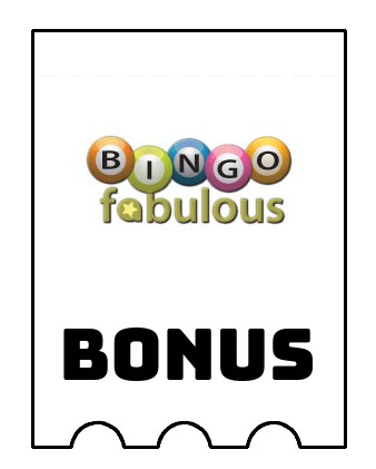 Latest bonus spins from Bingo Fabulous Casino