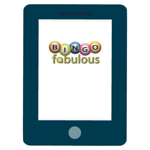 Bingo Fabulous Casino - Mobile friendly