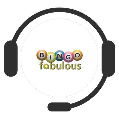 Bingo Fabulous Casino - Support