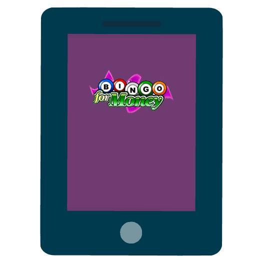 Bingo for Money Casino - Mobile friendly