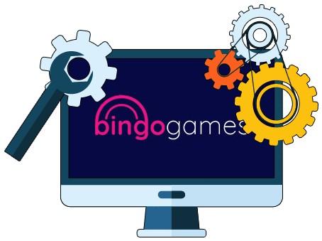 Bingo Games - Software