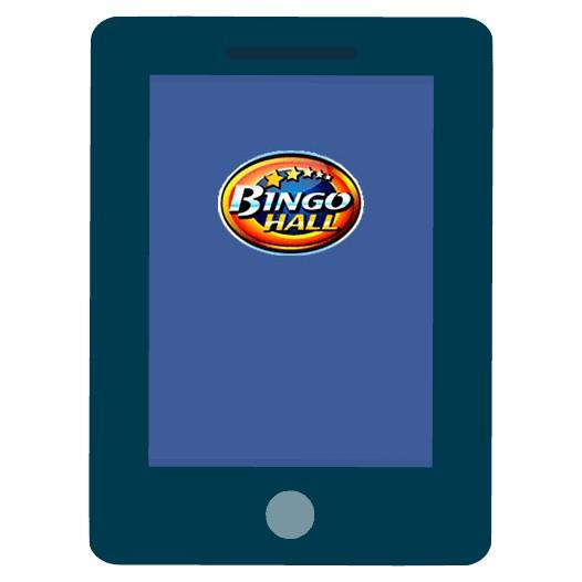 Bingo Hall Casino - Mobile friendly