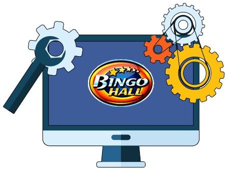 Bingo Hall Casino - Software