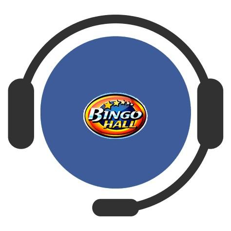 Bingo Hall Casino - Support