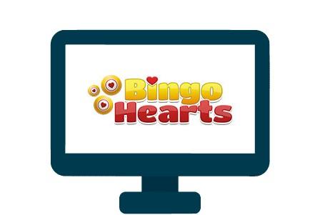 Bingo Hearts Casino - casino review