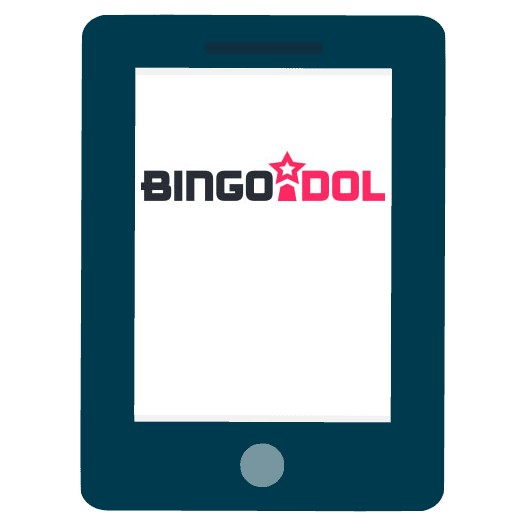 Bingo Idol Casino - Mobile friendly