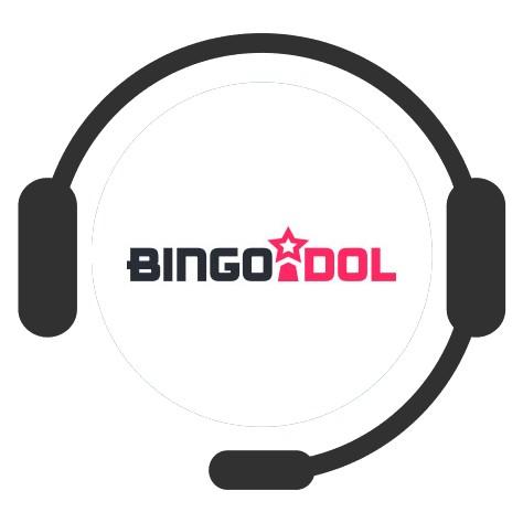 Bingo Idol Casino - Support