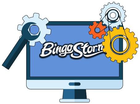 Bingo Storm - Software