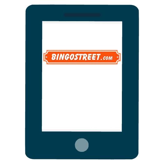 Bingo Street - Mobile friendly