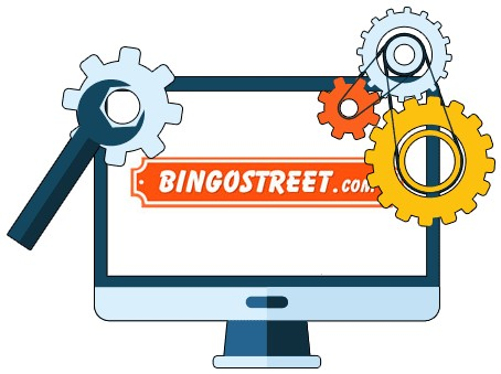 Bingo Street - Software