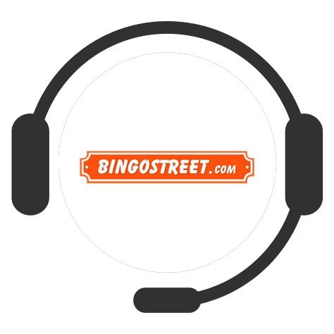 Bingo Street - Support