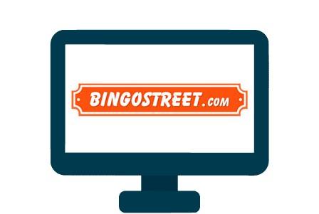 Bingo Street - casino review