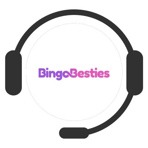 BingoBesties Casino - Support