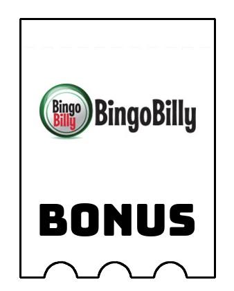 Latest bonus spins from BingoBilly Casino