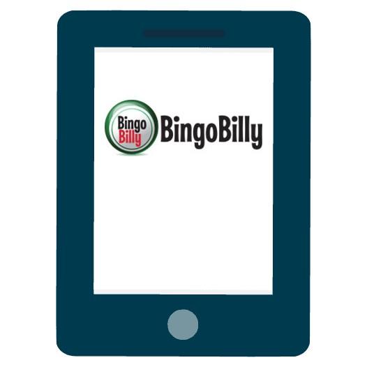 BingoBilly Casino - Mobile friendly
