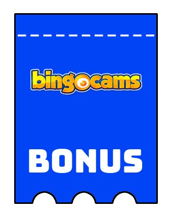 Latest bonus spins from Bingocams