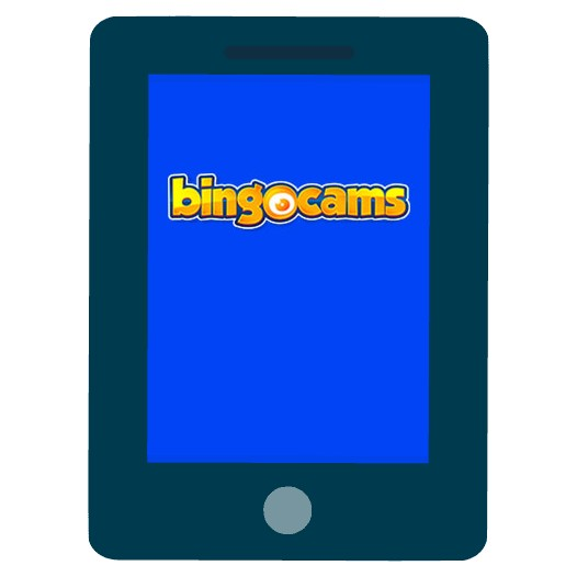 Bingocams - Mobile friendly