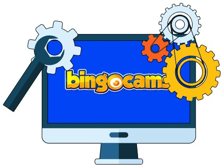 Bingocams - Software