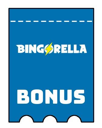 Latest bonus spins from Bingorella Casino