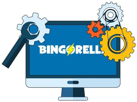 Bingorella Casino - Software