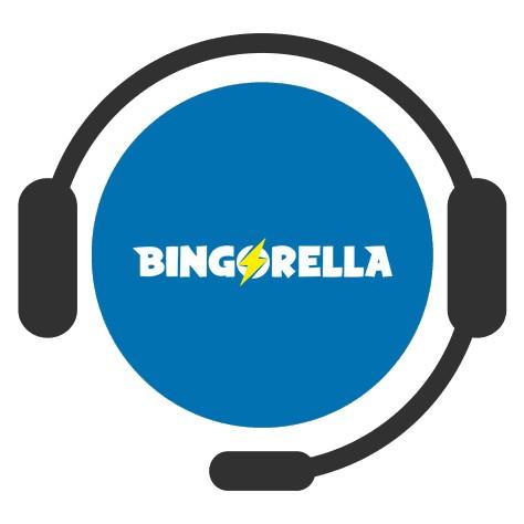 Bingorella Casino - Support