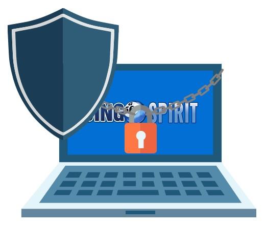 BingoSpirit Casino - Secure casino