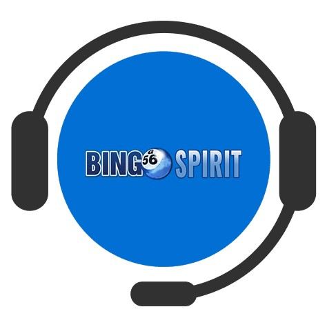 BingoSpirit Casino - Support