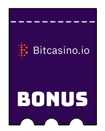 Latest bonus spins from Bitcasino