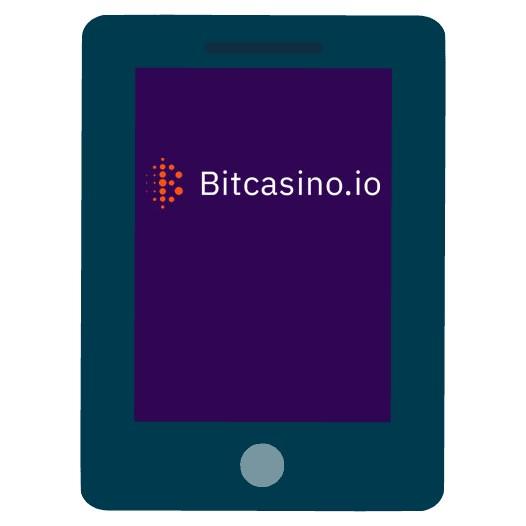 Bitcasino - Mobile friendly