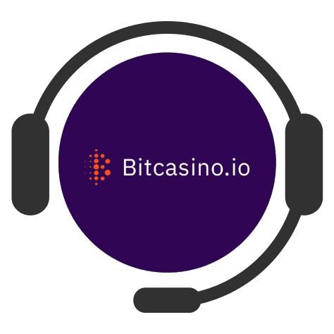Bitcasino - Support