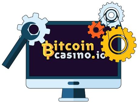 Bitcoincasino - Software
