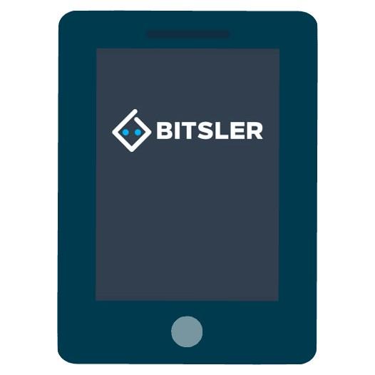 Bitsler - Mobile friendly