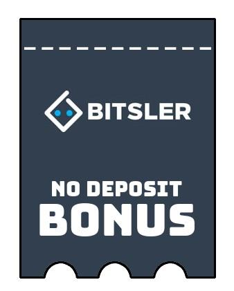 Bitsler - no deposit bonus CR