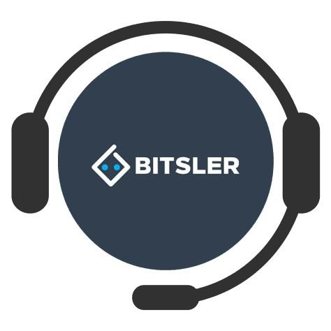 Bitsler - Support