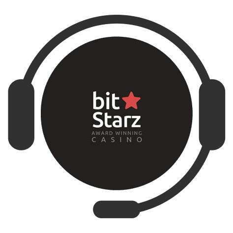 BitStarz - Support