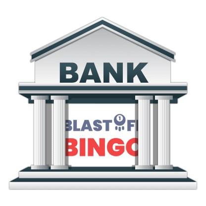 Blastoff Bingo - Banking casino