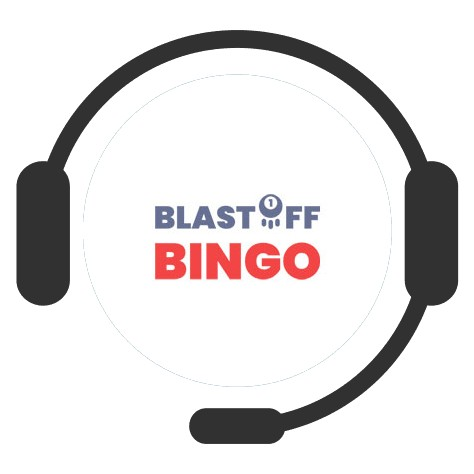 Blastoff Bingo - Support