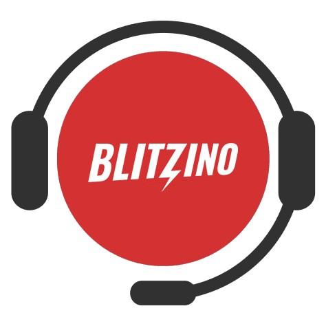 Blitzino Casino - Support