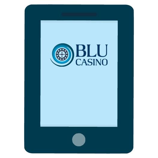Blu Casino - Mobile friendly