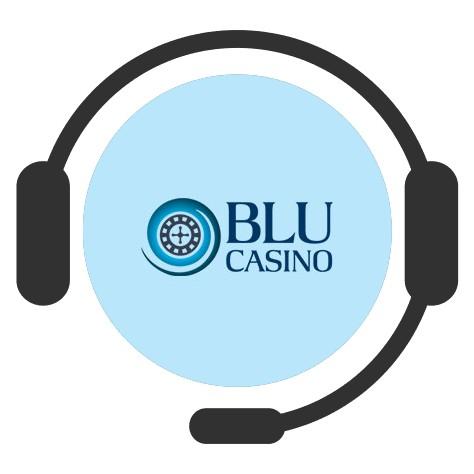 Blu Casino - Support