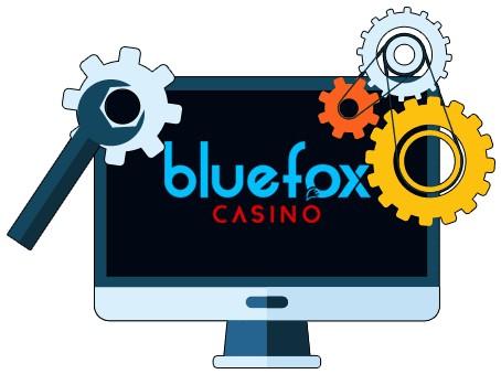 Bluefox Casino - Software
