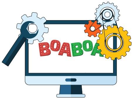 Boaboa Casino - Software
