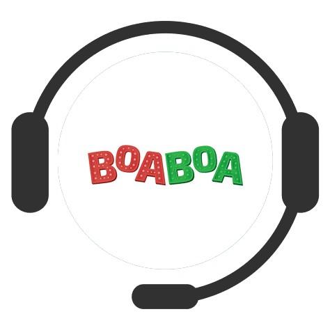Boaboa Casino - Support