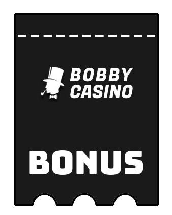 Latest bonus spins from Bobby Casino