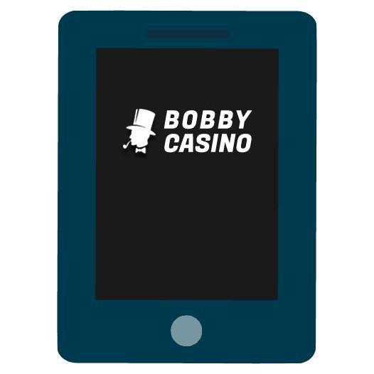 Bobby Casino - Mobile friendly