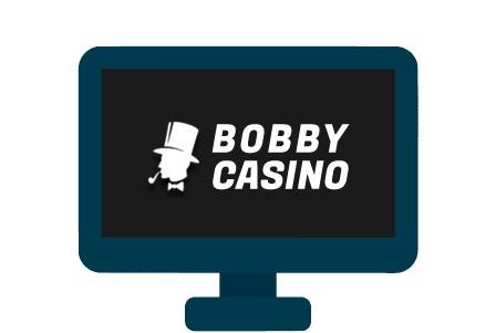 Bobby Casino - casino review