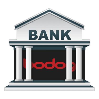 Bodog - Banking casino